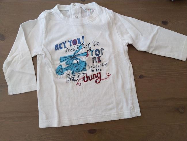 Tee shirt 24 mois