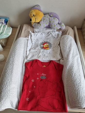 2 pyjamas de Noël Winny 18 mois