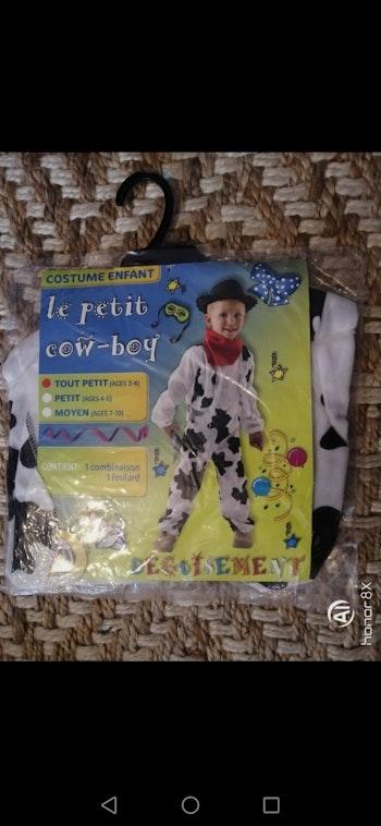 Déguisement cow boy