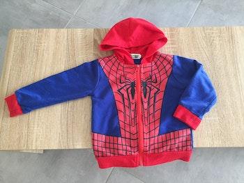 Veste à capuche SpiderMan