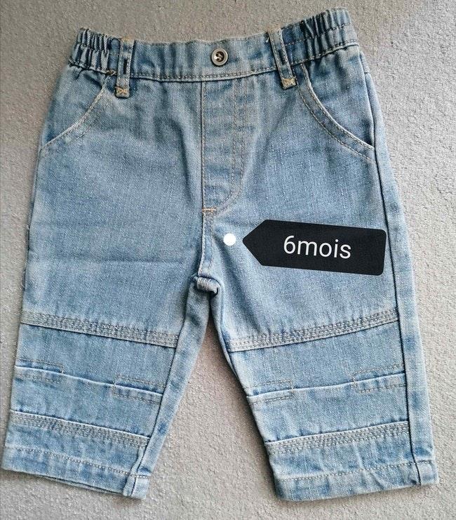 Jeans bébé paracas