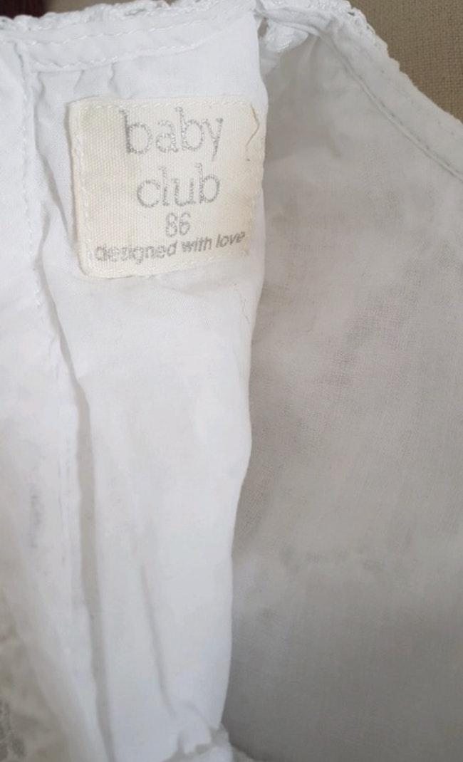 Robe dentelle