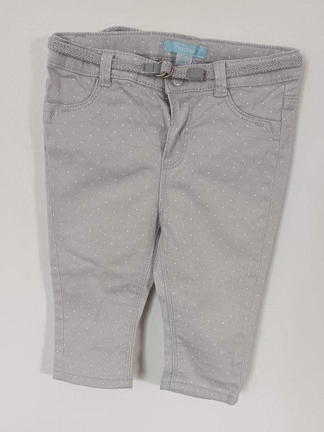 Pantalon obaibi 12 mois