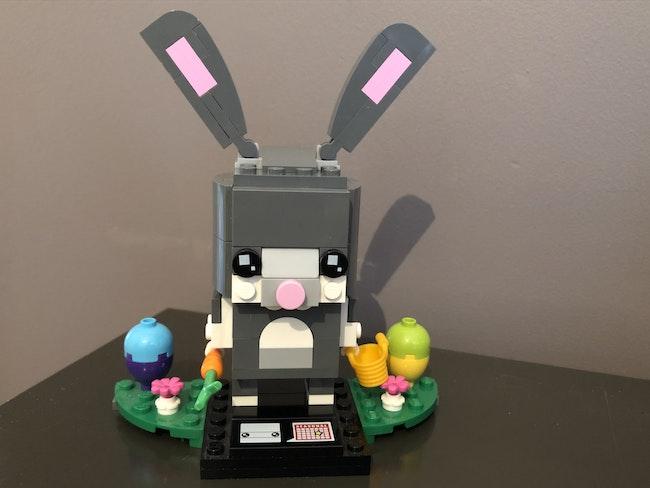 Lego BrickHeadz 40271 Lapin de Pâques