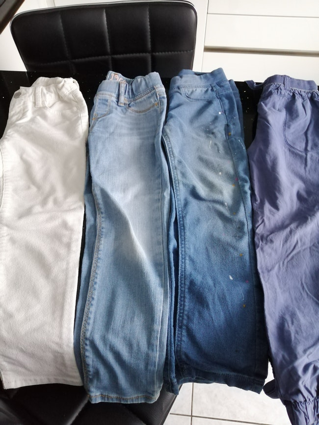 Lot 5 jeans pantalons