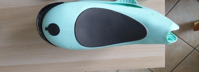 Siege de trottinette porteur micro mini 2 go deluxe vert menthe neuf sans trottinette avec barre