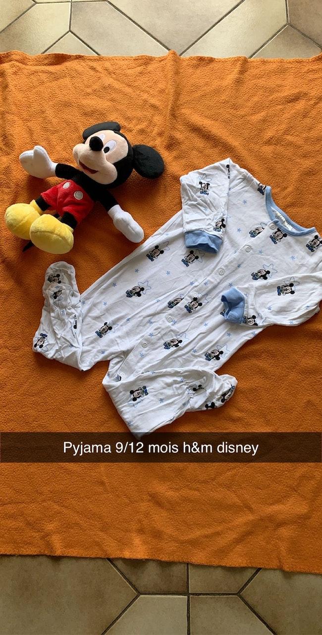 Pyjama en coton disney