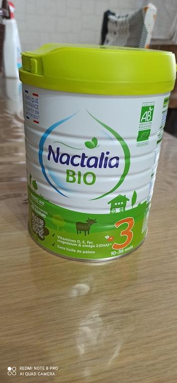 Nactalia bio 3 ème ages
