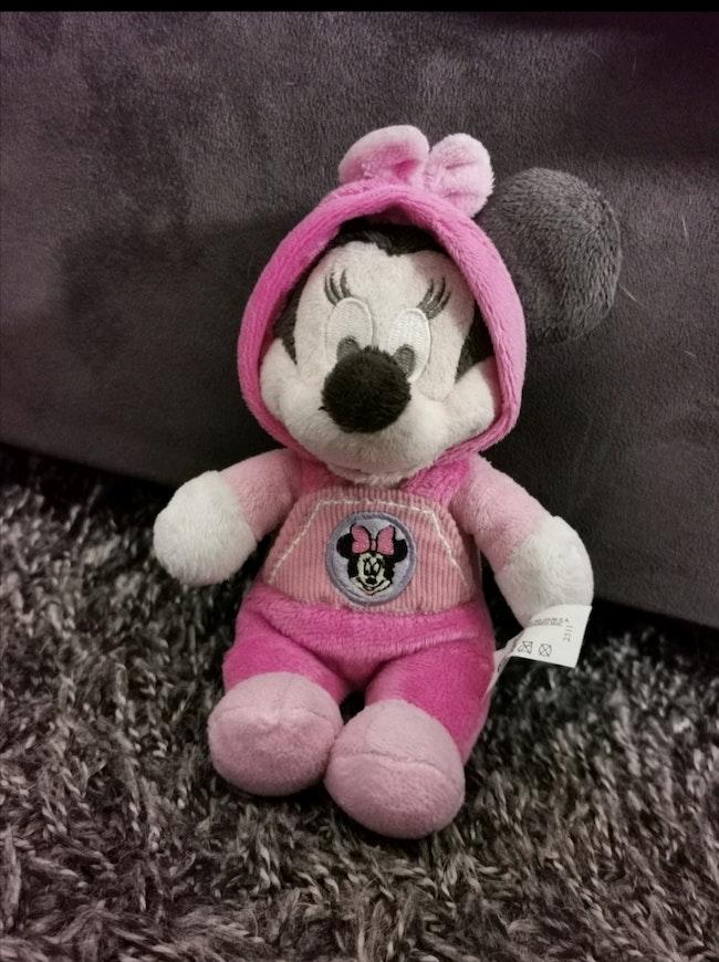 Peluche Minnie bébé neuve