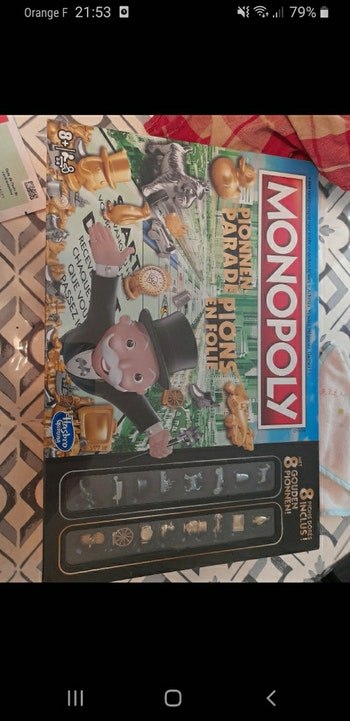 Jeux Monopoly