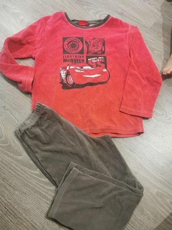 Pyjama velour 8 ans