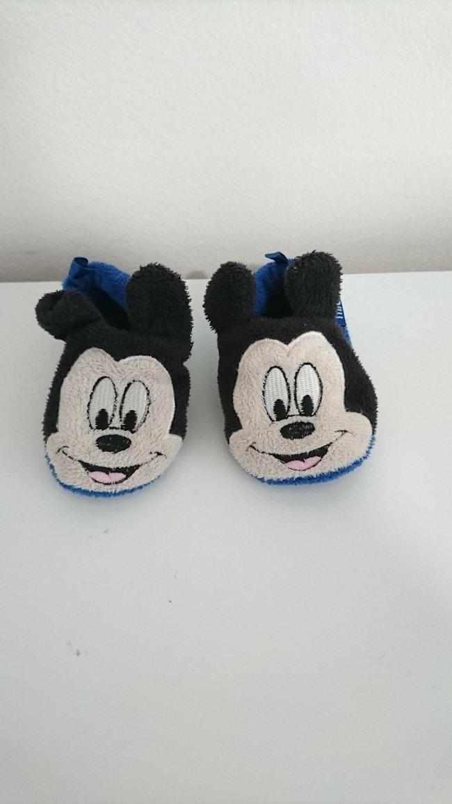 Chaussons Mickey Disney bébé 0/6 mois
