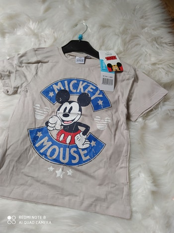 Tee shirt neuf Mickey