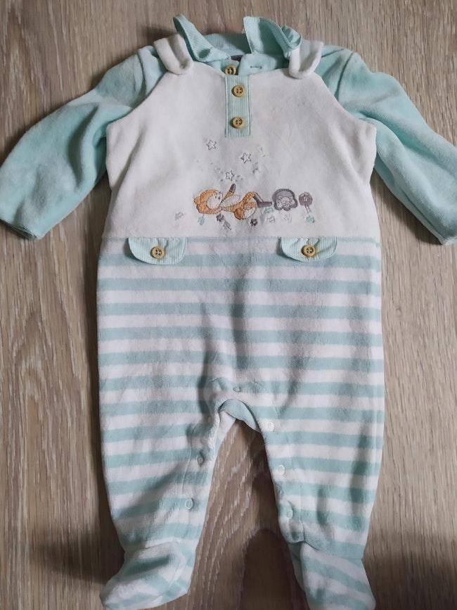 Pijamas salopette 3 mois