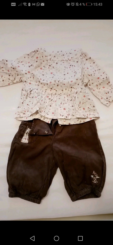 Lot ensemble pantalon