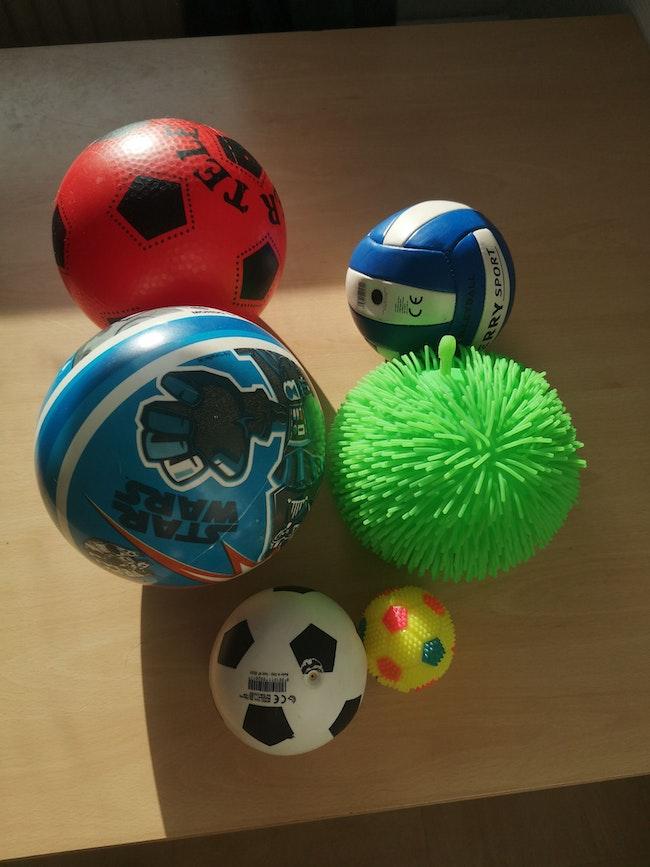 Lot de ballon