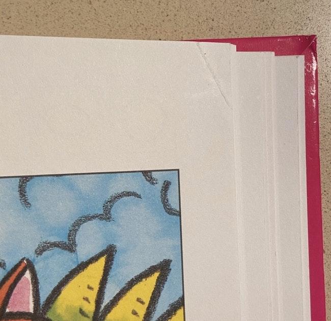 Livre «j'apprends à dessiner»