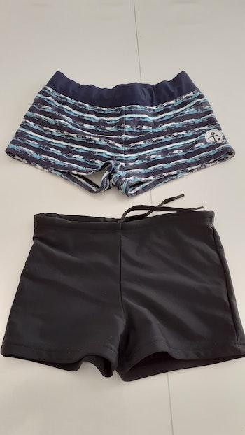 Lot de 2 shorts de bain garçon 2 ans