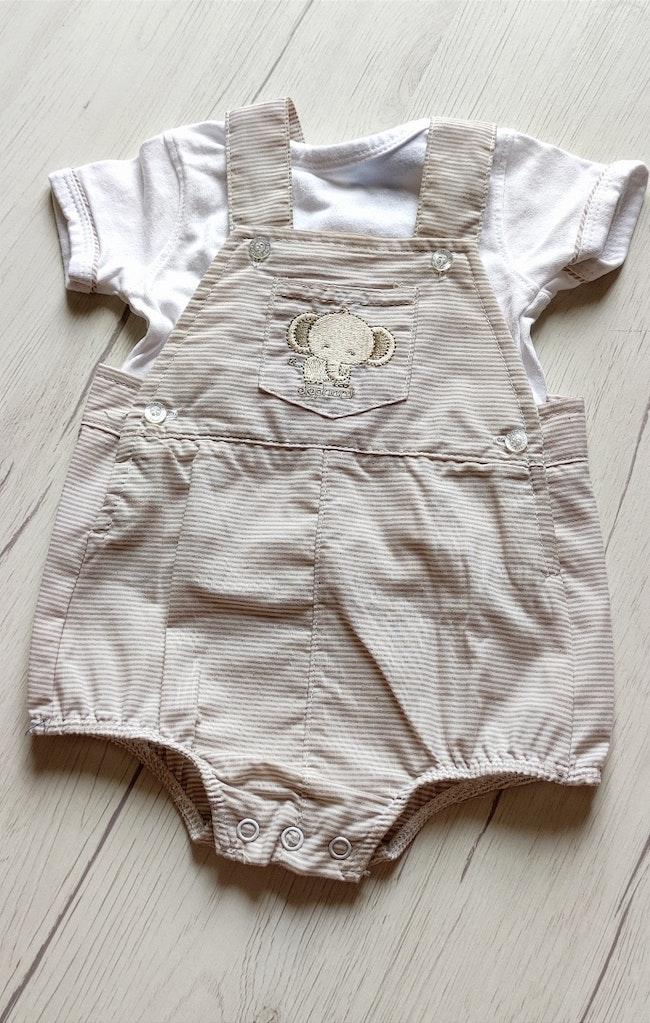 Barboteuse bébé 1 mois