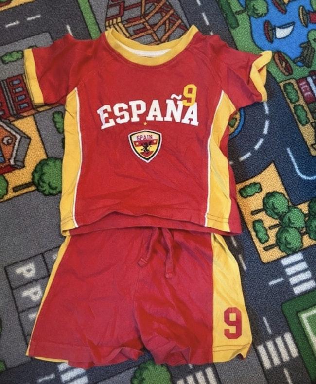 Ensemble Espagne