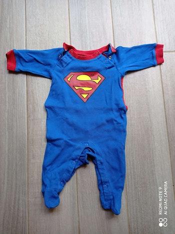 Pyjama superman 2-4 mois