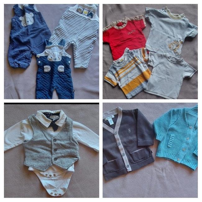 Vêtements garcon 3 mois