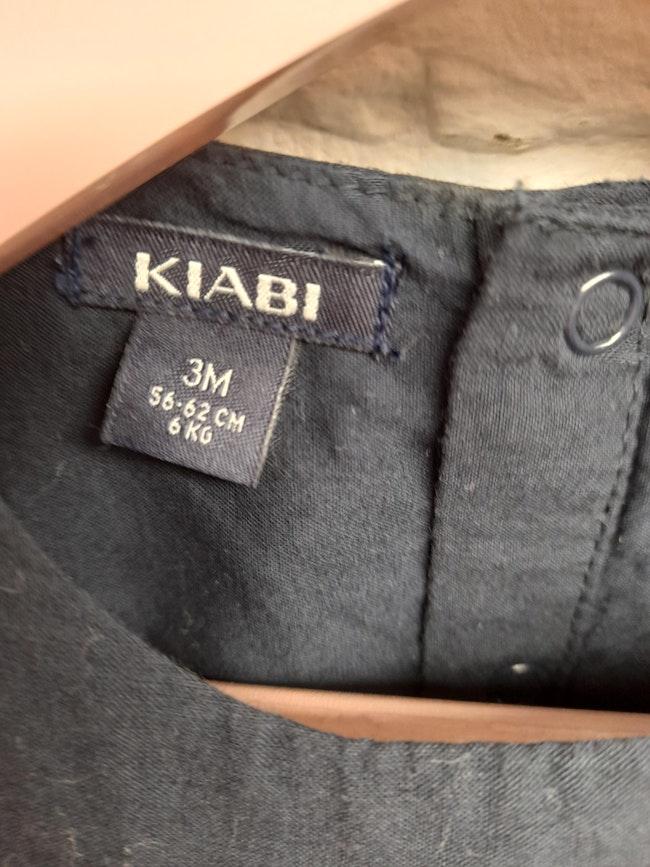 Robe 3 mois kiabi