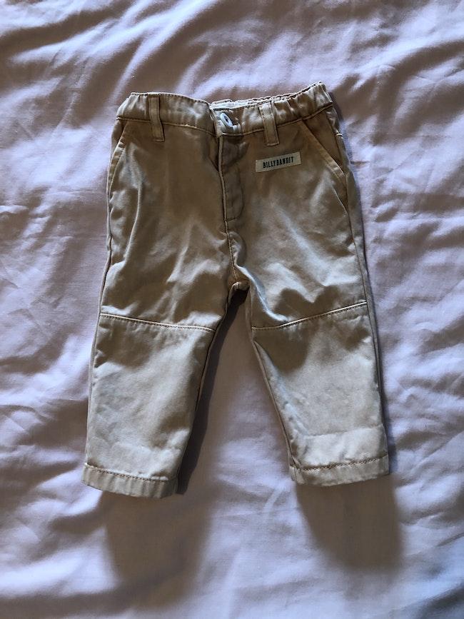 Pantalon beige 6M