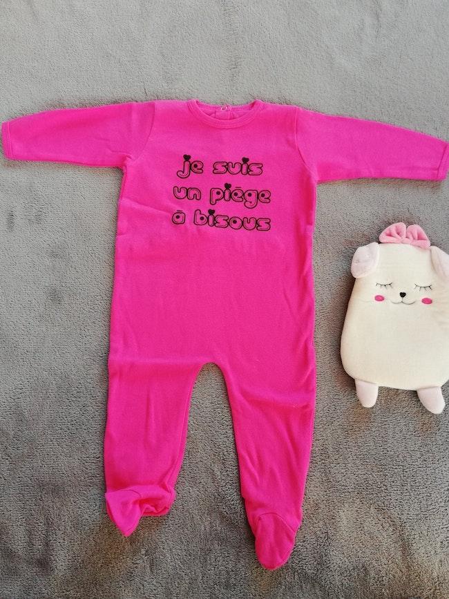Babygros léger 12 mois
