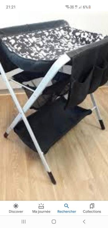 Table à langer spoling Ikea