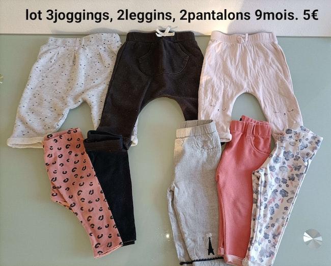 Lit pantalons