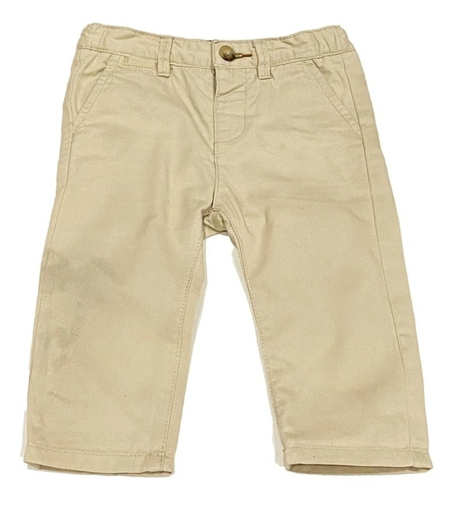 Pantalon beige 6 mois