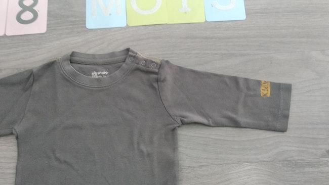 T shirt manches longues Kidkanai