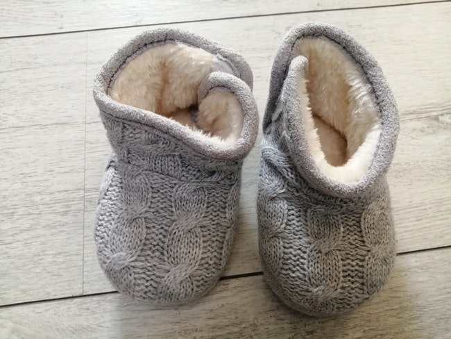 Bottes chaussons