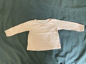 Tee shirt ML Auchan 9 mois