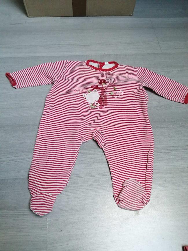 Pyjama léger 3 mois