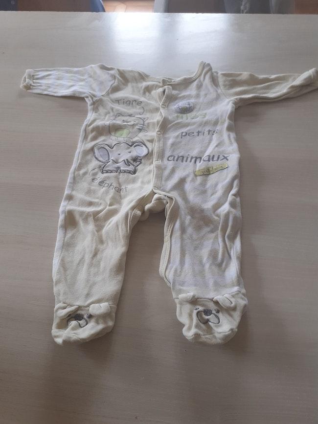 Pyjamas garçon 6 mois