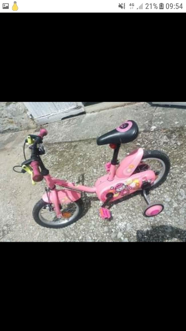 Vélo b'twin fille