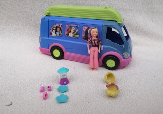 Bus discothèque polly pocket