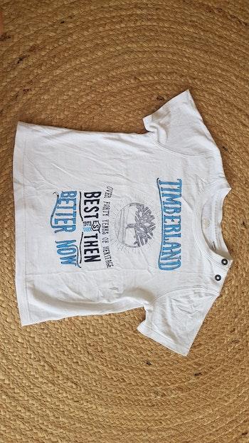 Tee shirt Timberland 3 ans