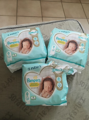 Pampers T0