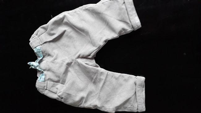 Lot 2 pantalons molletonés