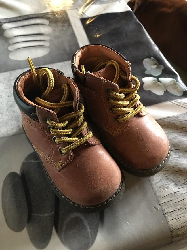 Chaussure garçon