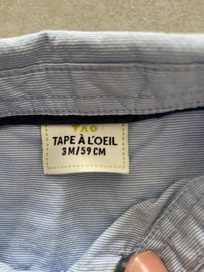 Veste / chemise