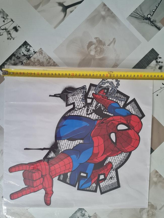 Autocollant mural spider-man