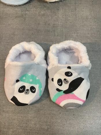 Chausson panda 0/3 mois