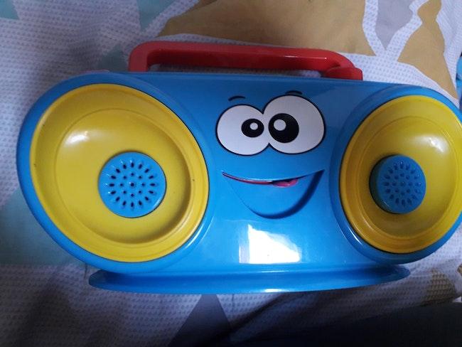 Petite radio musicale