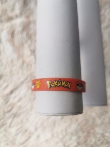 Bracelet Pokémon rouge