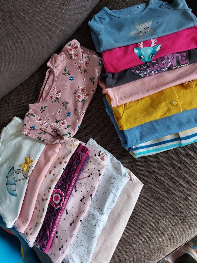 Lot blouse manches longues