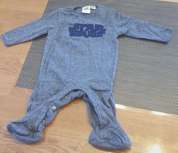 Pyjama 3 mois longue manche star Wars orchestra